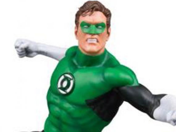 DC Collectibles new Green Lantern statue