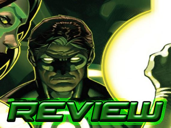 Green Lanterns #53 Review