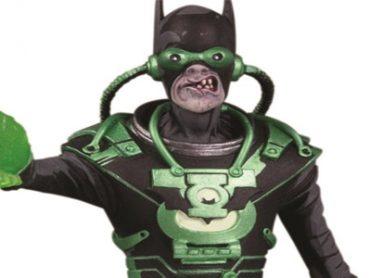 DC Collectibles Unveils Dawnbreaker Statue