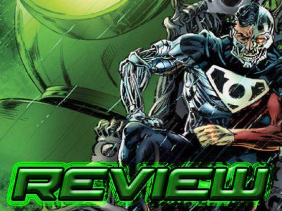 Green Lanterns #55 Review