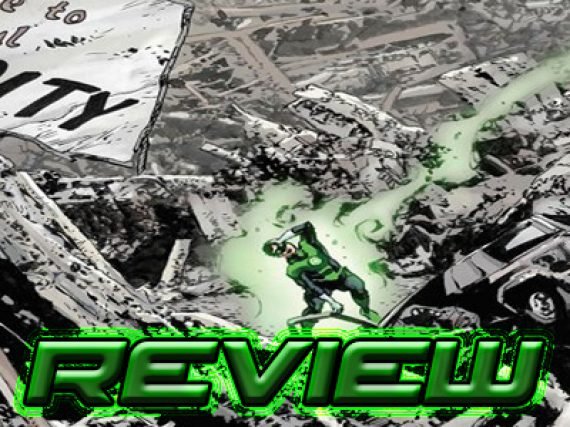 Green Lanterns #57 Review