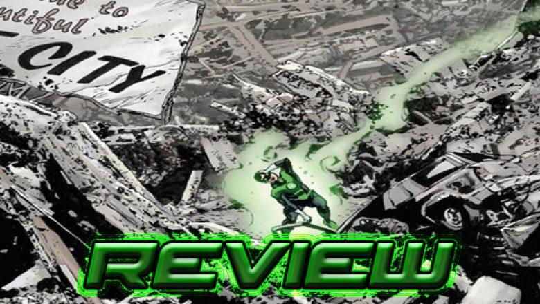 Green Lanterns #57 Review