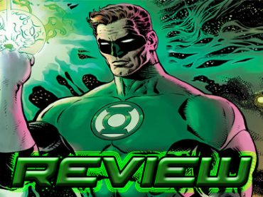 The Green Lantern #1 Review