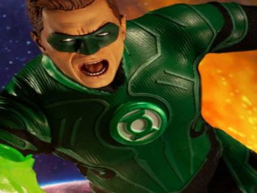 Hal Jordan One:12 Previews Exclusive Figure Announced