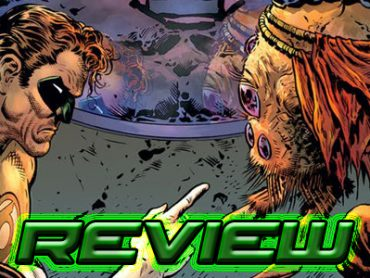 The Green Lantern #2 Review