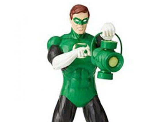 Jim Shore Green Lantern Statue, Ornament coming