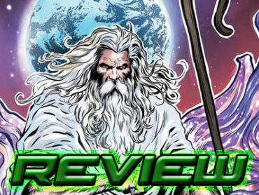 The Green Lantern #3 Review