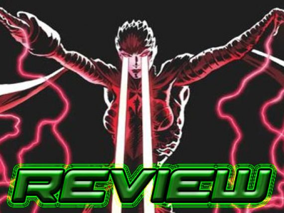 The Green Lantern #4 Review