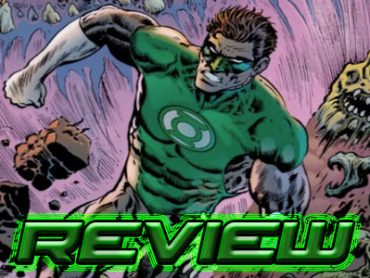 The Green Lantern #5 Review