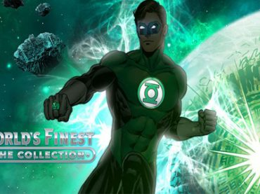 World's Finest Collection Green Lantern Box Spoiler
