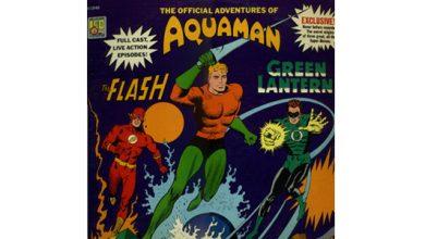 The Forgotten Green Lantern Audio Story