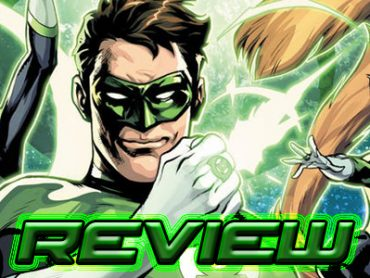 The Green Lantern #7 Review
