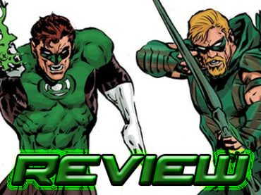 The Green Lantern #8 Review