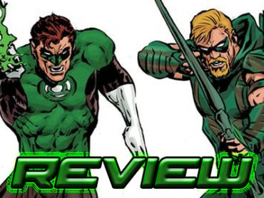 The Green Lantern #8 Review