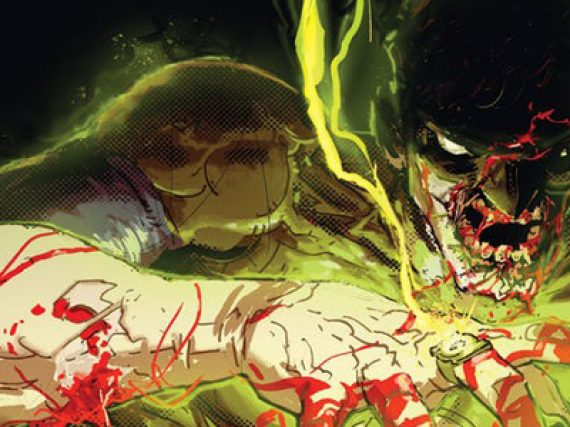 October 2019 Green Lantern Solicitations