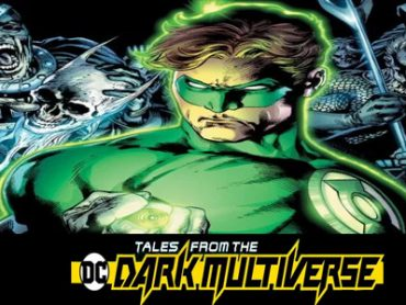 Blackest Night Getting the Dark Multiverse Treatment