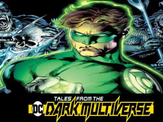 Blackest Night Getting the Dark Multiverse Treatment