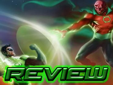 The Green Lantern #9 Review