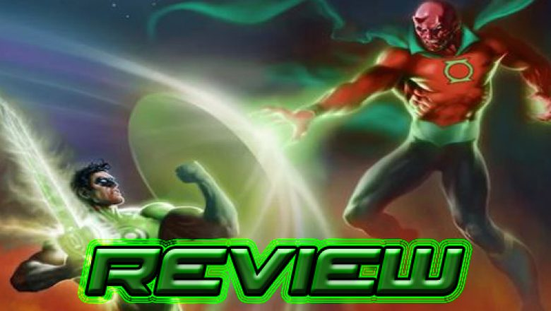 The Green Lantern #9 Review