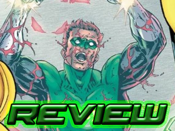 The Green Lantern Annual #1 Review