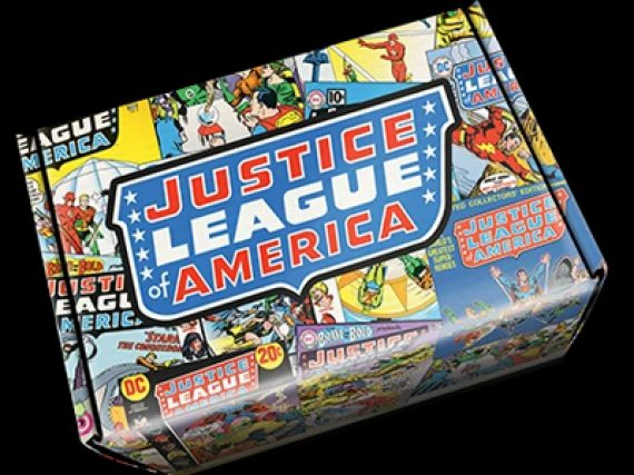 World's Finest Collection Goes Retro JLA for the Summer