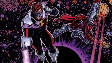 A Corps no More – Green Lantern: Blackstars Announced