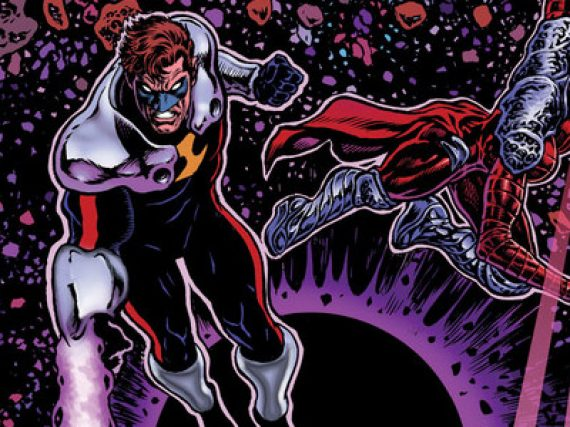 Green Lantern: Blackstars #3 Rescheduled