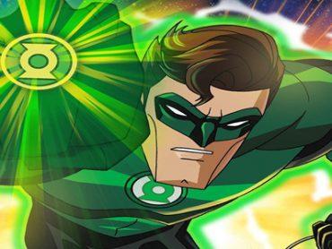 Green Lantern : First Flight Nominated for Annie Award