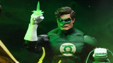 NECA Reveals the Predator / Green Lantern NYCC Exclusive Figures