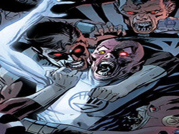 DC Comics Announces Details about Dark Multiverse Blackest Night
