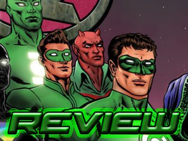 The Green Lantern #10 Review