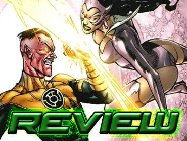 Green Lantern #45 Review