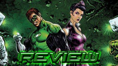 The Green Lantern #11 Review