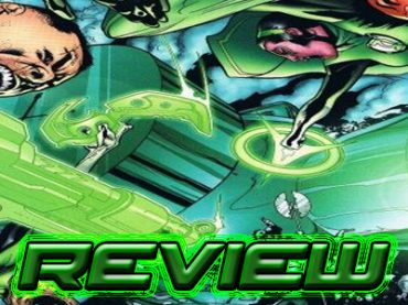 Green Lantern Corps #42 Review