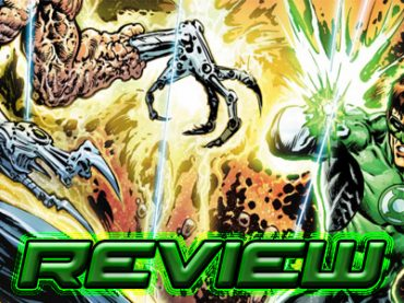 The Green Lantern #12 Review