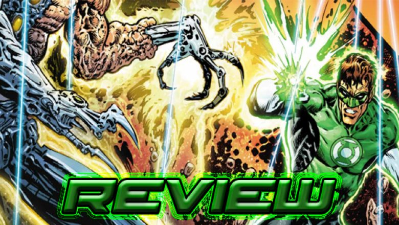 The Green Lantern #12 Review