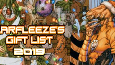 The 2019 Larfleeze Gift List