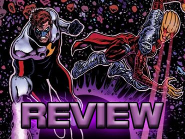 Green Lantern: Blackstars #1 Review