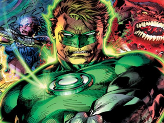 Green Lantern 80 Year Collection Coming in June