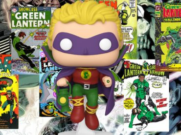Alan Scott Funko Pop for 2020