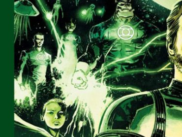 Green Lantern Earth One, Volume 2 On Its Way?