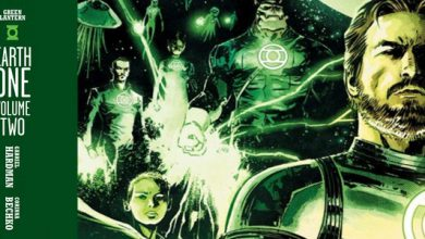 Green Lantern: Earth One Volume Two Sneak Peak