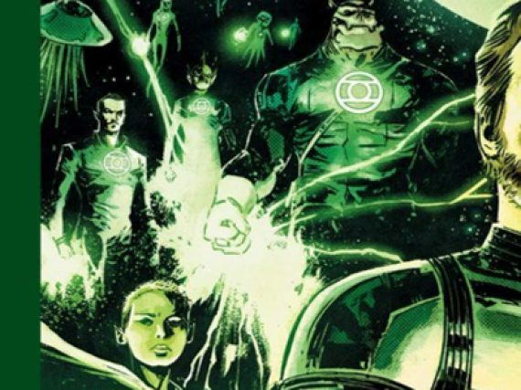 Another Look at Green Lantern: Earth One Volume 2