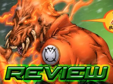 Larfleeze Christmas Special Review