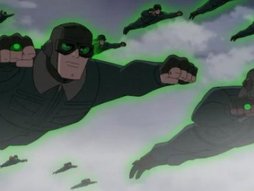 Superman: Red Son Trailer Shows Hal and John