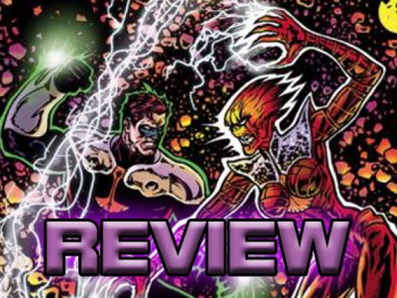 Green Lantern: Blackstars #3 Review