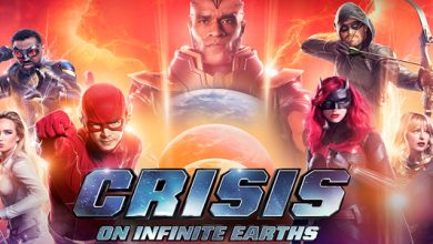 Crisis On Infinite Earths Gives Green Lantern a Nod