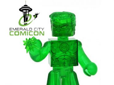 Diamond Select Exclusive Vinimate at Emerald City Comic-Con