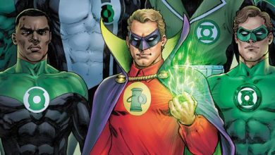 Green Lantern 80th Anniversary 100-Page Super Spectacular #1 Announced