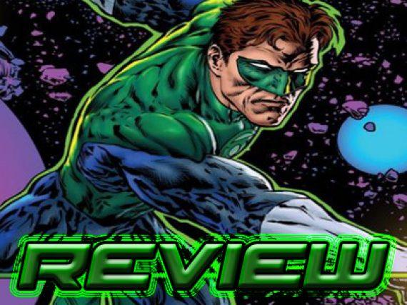 The Green Lantern: Season Two #1 Review